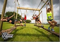 Xtreme Obstacle Challenge!  Want to find out what it's all about, click the link!  It's an obstacle run without the mud!  The newest race series to hit the themed race scene. Use coupon code XTAJ20 for $20 off resignation.  Coming to a city near you.