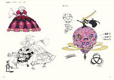 Milady/Asarte concept art