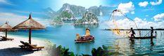 Captivating Trip To Vietnam With Vietnam Travel Agency Welcome Vietnam Tour Vietnam Travel Guide, Vietnam Tours, Top 5, Adventure Tours, Travel Deals, Travel Agency, Go Camping, Amazing Destinations, Vacation Trips