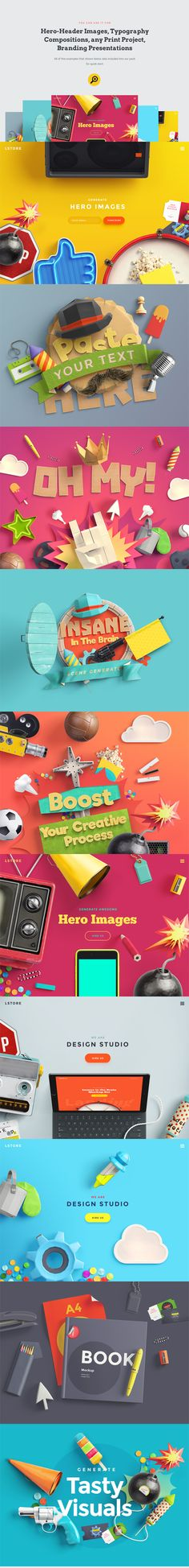 Create scenes in Photoshop easily and use graphics for individual or commercial projects • All the items are in high resolution and rendered with the same settings so that you can easily create customized scenes •Use mockups to customize items rapidly. Smart objects allow changing any item's design in just a few clicks • Use color masks with different materials to instantly change the color or fine tune the item's contrast • Lstore.graphics