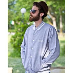 #college grey sweatshirt by #nohow  fresh for your summer. Get it on www.nohowstyle.com
