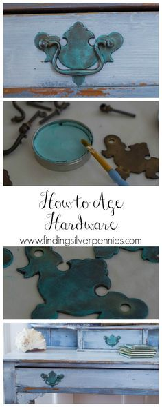 How to Age Hardware