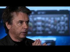 Jean-Michel Jarre Video About the History of Electronic Instruments - Synths and Software