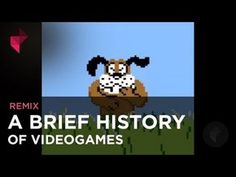 A Brief History of Videogames An abridged history of video games in under three minutes. Made using only sounds, music and video from the video games themselves. Produced for . History Of Video Games, Example Of News, Computer Music, Classic Video Games, Digital Storytelling, Pc Gamer, Videos, Videogames, The Past