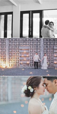 elegant outdoor wedding at Hacienda Isabella, Tagaytay, Philippines - photos by destination wedding photographers Jeff and Lisa Photography   Junebug Weddings