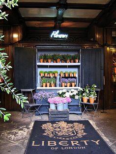 liberty's flower shop