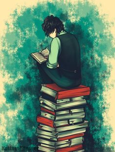 """""""It was books that made me feel that perhaps I was not completely alone. They could be honest with me, and I with them."""" - Will Herondale, Clockwork Prince"""