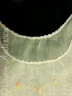 SewNso's Sewing Journal: the shell hem