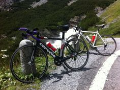 Poserbikes Day 2: (207km 5066m ascent) samedan- pass dal fuorn - stelvio - passo di foscagno - passo d'eira - forcola di livigno - passo del bernina - samedan Bicycle, Vehicles, Alps, Bicycle Kick, Bike, Trial Bike, Bicycles, Vehicle, Tools