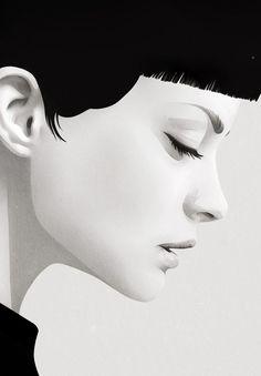 ♥ Black & White ♥ // Ruben Ireland