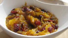 Litt søtt og litt surt. Mangochutney skal være med når Anne Hjernøe lager mat med inspirasjon fra India.