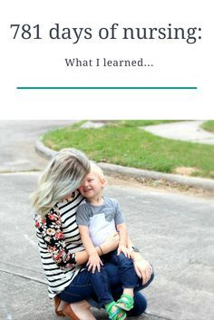 An honest post about my journey through extended breastfeeding. #breastfeeding #nursingatoddler #extendednursing
