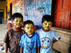 At Las Nubes DaycareCentre kids love to be kids