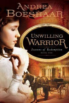 Andrea Boeshaar - Unwilling Warrior / #awordfromJoJo #ChristianFiction
