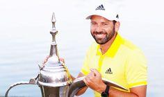 Sergio Garcia targets PGA Tour history following Dubai triumph