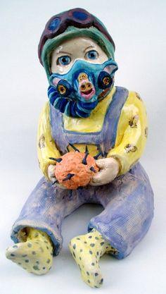 Nuala Creed. Ceramic. 2005.