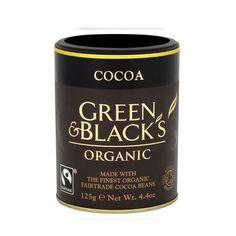 Green & Black's Organic Cocoa - 125g