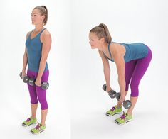 Feel taller and instantly amazing after this move for perfect posture: The Deadlift. This basic move is essential for correcting posture and imbalances that could slow you down as years go on. Proper loading of the spinal column will keep you active and mobile in the later years. #SelfMagazine