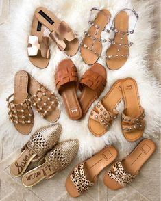 Fashion Tips Shoes Love all those trendy sandals.Fashion Tips Shoes Love all those trendy sandals. Trendy Sandals, Cute Sandals, Trendy Shoes, Cute Shoes, Me Too Shoes, Spring Shoes, Summer Shoes, Spring Outfits, Spring Sandals