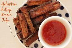 Lekkerste Ketjap Kerrie Gebakken Tofu | De Bakparade