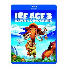 BARGAIN Ice Age 3: Dawn of the Dinosaurs [Blu-ray] JUST £2.24 At Amazon - Gratisfaction UK Bargains #bargains #iceage