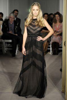 Alberta Ferretti Pre-Fall 2012 Fashion Show - Florence Brudenell-Bruce
