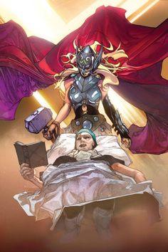 Marvel divulga capas de todos quadrinhos que lançará em janeiro de 2016!