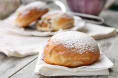 Biscotti, Sweet Bread, Iris, Hamburger, French Toast, Desserts, Recipes, Antipasto, Dolce