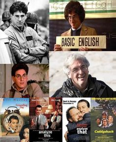 RIP Harold Ramis (1944-2014) - Multi-talented writer, actor, comedian, director and producer, known as the intellectual Dr. Egon Spengler from Ghostbusters, died today at age 69. As an actor his mark will be with Ghostbusters and its sequel, both directed by friend Ivan Reitman who also directed him in Stripes, along will Bill Murray. Appeared in minor roles in Baby Boom (1987), Airheads (1994), Love Affair (1994), As Good as it Gets (1997), Orange County (2002), Knocked Up (2007) Walk Hard…