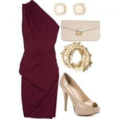 Amazing. Formal. Dress. Heels. Deep. Purple. Too cute. Wedding. Formal. Event. Fancy.
