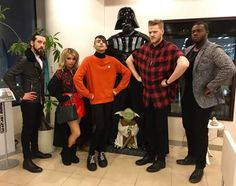 Pentatonix OMG I DIDN'T THINK IT POSSIBLE BUT EVERYDAY I LOVE THEM A LITTLE MORE!!