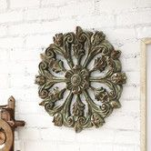 Found it at Birch Lane - Colonia Medallion Wall Decor