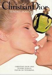 Images de Parfums - Dior : Tendre Poison