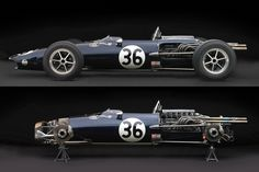 AAR Eagle Mk I chassis 104