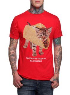259fa36696 Tacocat Is Tacocat T-Shirt