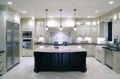 Lüks Klasik Mutfak Modelleri   Klasik Mutfak Mobilyaları