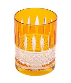 Joanna Wood Amber Shot Glass  #glass #crystal #drinks