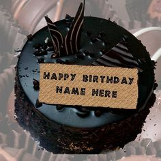 The name di is generated on Best Happy Birthday Cake For Lover