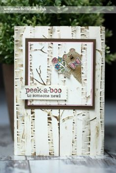 Stampin' Up! NEW Seasonal Catalogue Blog Hop - with Michelle Last