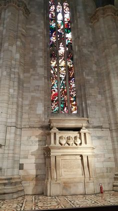 Milan 14- Those stained glass snakes were amazing.