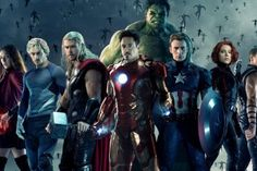 #Avengers Age of Ultron #2015 http://goo.gl/fb/5FQpqA  #movies #ageofultron