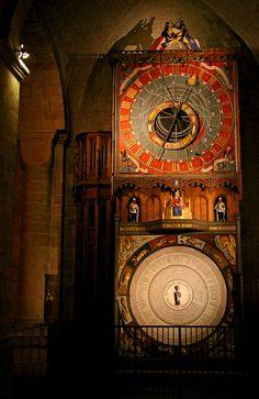 Astronomical Clock, Lund, Sweden
