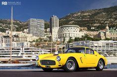 //1965 //Ferrari //250 //GT //Berlinetta //SWB //Competizione Simon Wright @classiccrazy