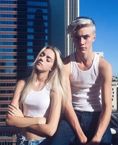 Lucky Blue Smith & Pyper America