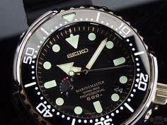 Seiko Prospex Marine Master 600m Spring Drive Tuna Can SBDB008