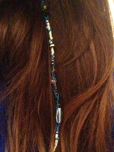Marisa Rhynoceros: Bohemian Hair Wrap Tutorial