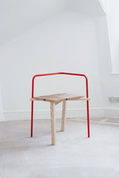 Tomás Alonso Design Studio - V Chairs