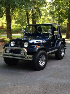 Jeep CJ Repin by EmpireCovers.com