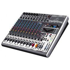 PRO AUDIO, LIVE SOUND & DJ,MESAS DE MEZCLAS,MESA DE MEZCLAS - BEHRINGER 013617 - X1832USB-EU - Mesa de mezclas analógica de 18 entradas y 3/2 buses con compresores y previos de micrófono XENYX, ecualizadores ''British'', procesador FX 24bits. 16 presets, 2 parámetros. Interfaz USB/Audio y software de producción. 6 previos con phantom,6 compresores, Eq, detección de Feedback, Voice Canceller y Surround 3D stereo XPQ #Rebajas #Descuentos #Sales #Discounts