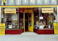 the store antiques and large selection   Bakelite